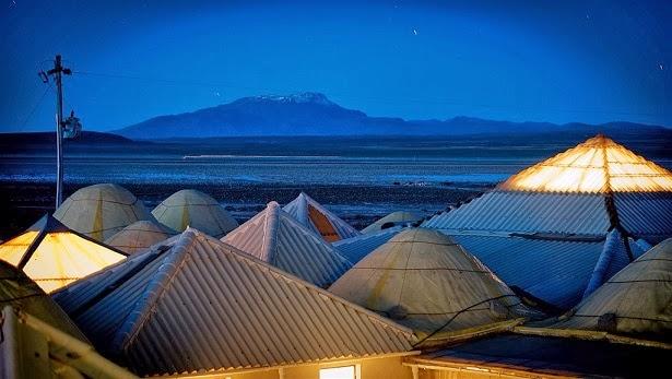 El Primer Hotel De Sal En Salar De Uyuni Bolivia El