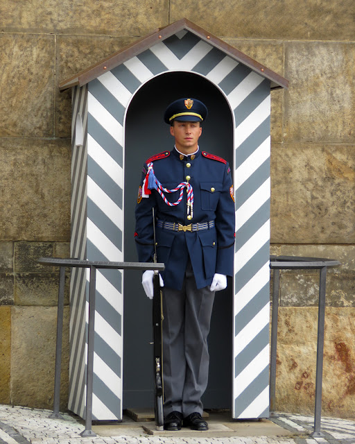 Prague castle guard, Pražský hrad (Prague Castle), Prague