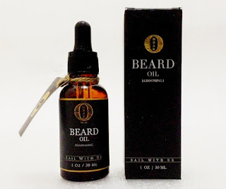 New Ombak Beard Oil Grooming Original