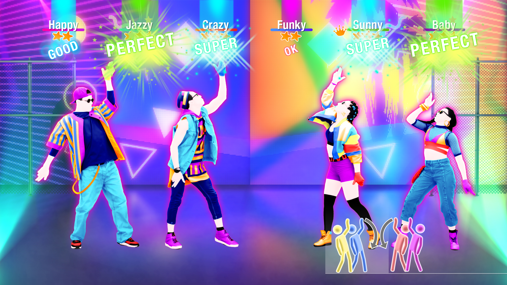 Background Images Read Games Review: Download Just Dance 2019 HD Wallpapers