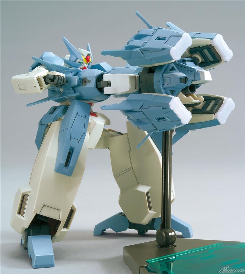 HGBD 1/144 Seravee Gundam Scheherazade - Release Info ...