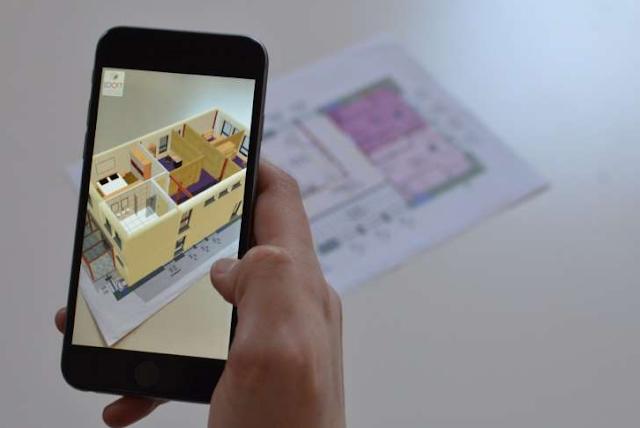 Aplikasi Untuk Merancang Rumah