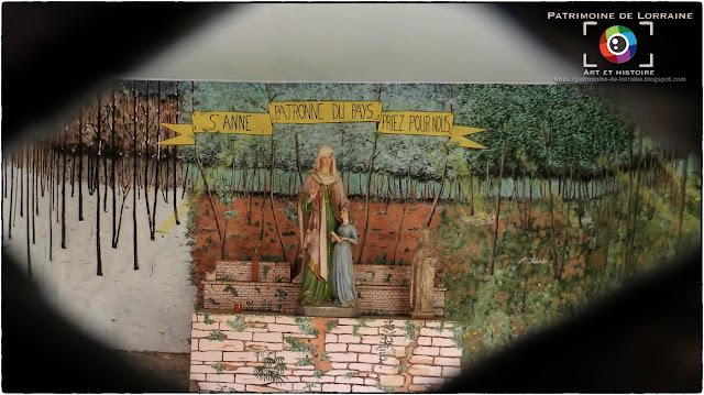 SEXEY-AUX-FORGES (54) - Chapelle Sainte-Anne