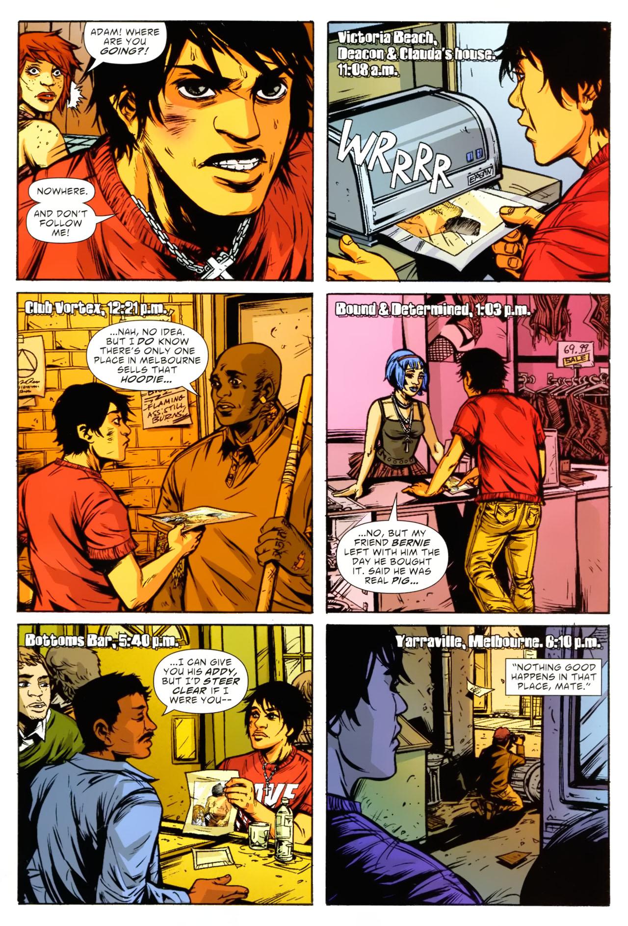 Read online American Virgin comic -  Issue #9 - 9