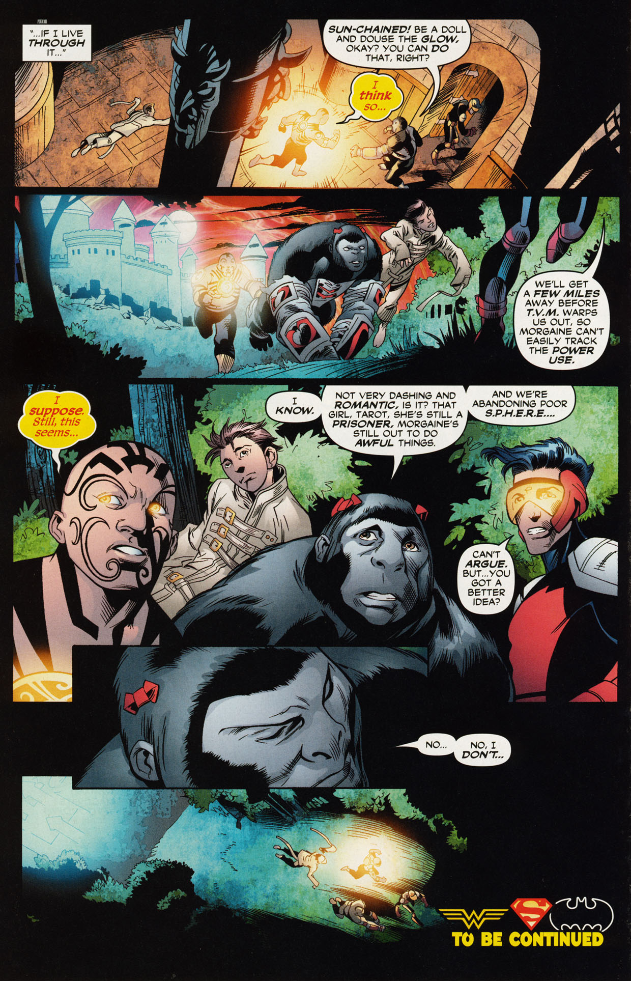 Read online Trinity (2008) comic -  Issue #44 - 14