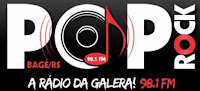 Rádio Pop Rock FM 98,1 de Bagé RS