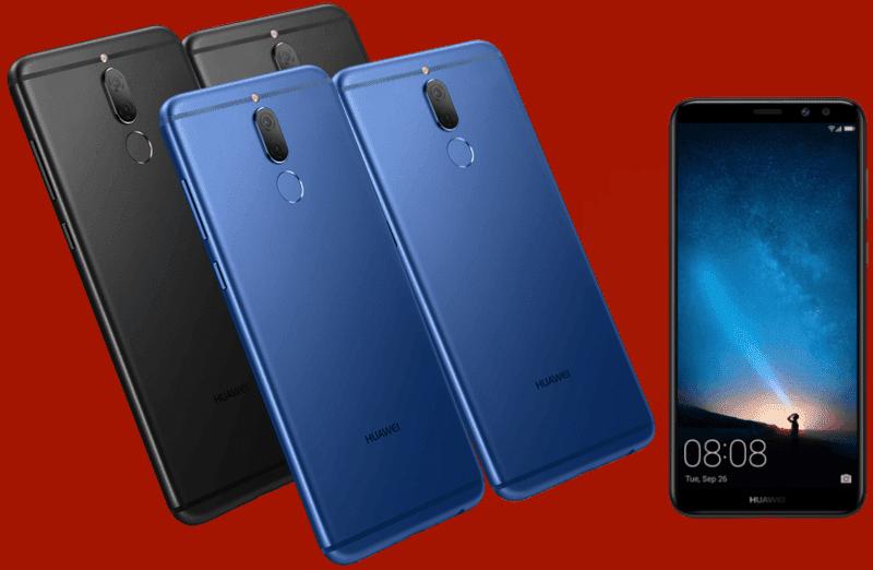 سعر ومواصفات موبايل ميت 10 لايت Huawei Mate 10 Lite 2018