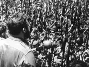 carácter socialista de la Revolución