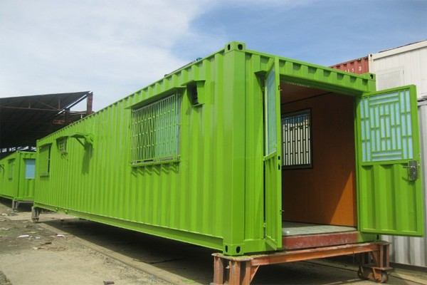 container 40 feet - Bán container văn phòng