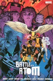 Cover of Battle of the Atom
