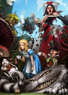 Alicia en el país de las maravillas, Brontes S.L, clásicos, Lewis Carroll, reseña, reseña libro, review,