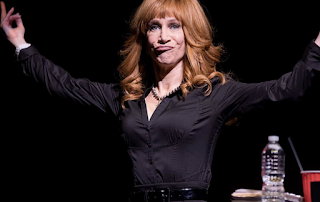 Kathy Griffin Does the Unthinkable: She Brings Everyone Together -- To Hate Her!