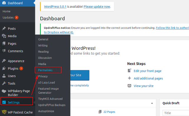 Cara Memperbaiki Error 404 WordPress Dengan Mudah