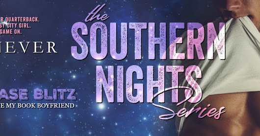 Release Blitz! The Southern Nights Series by #Author M. Never