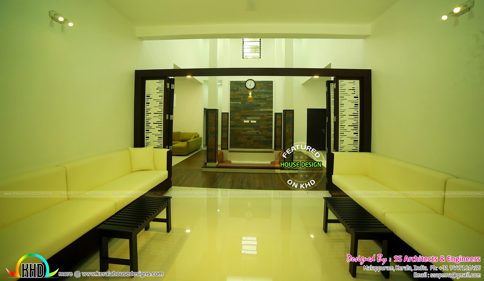 Full Finished Home With Landscaping Kerala Home Design And Floor Plans