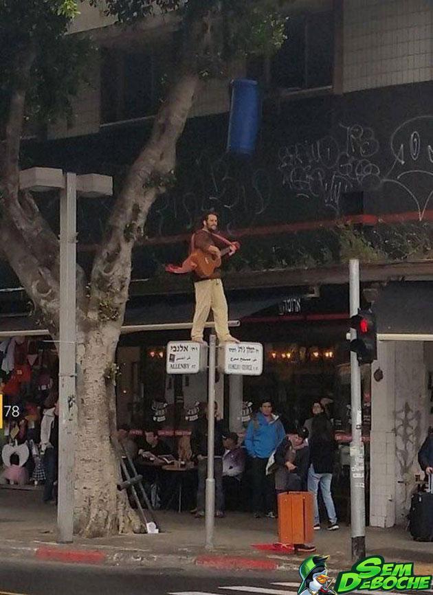 O MELHOR LUGAR PRA FAZER MINHA APRESENTAÇÃO