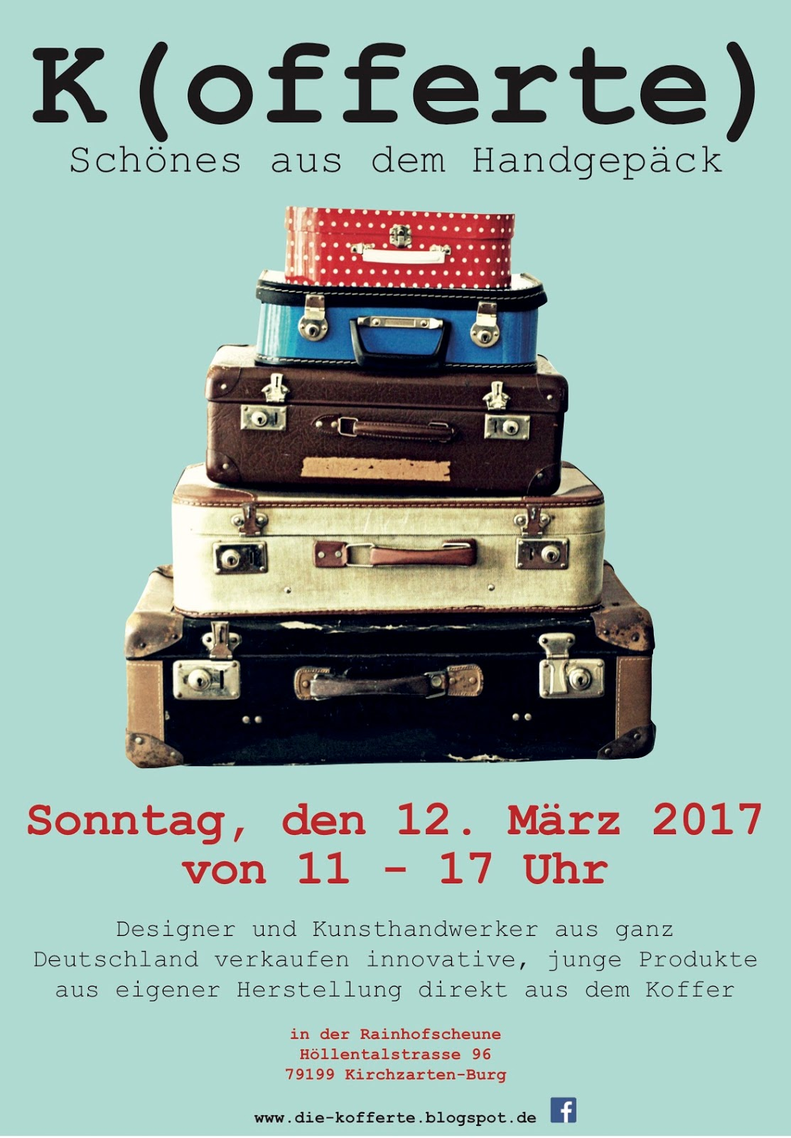 Kofferte In Zwei Wochen Ist Es Soweit