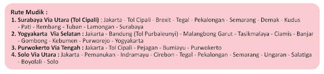 rute Serunya Mudik Alfamidi 2018