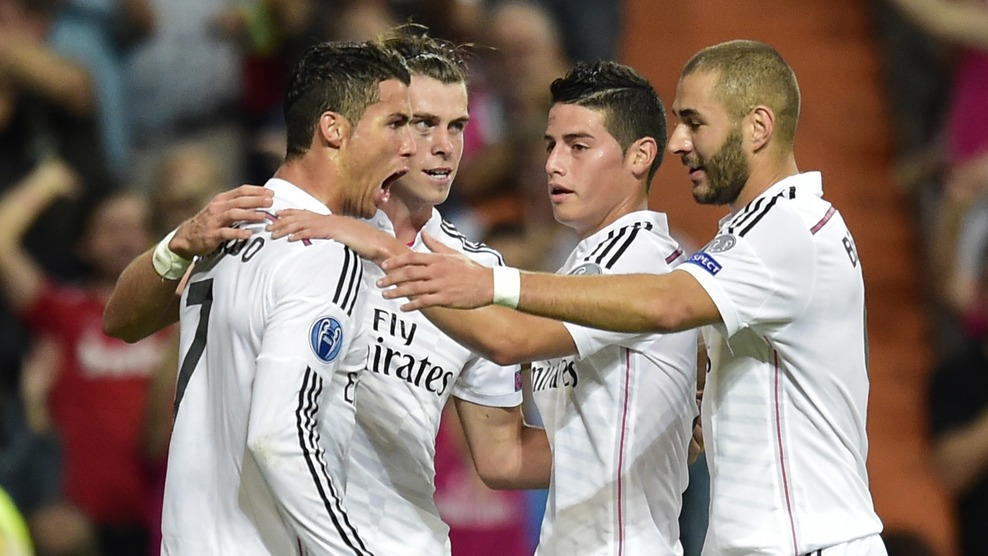 موعد مباراة ريال مدريد وبروسيا دورتموند