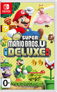 New Super Mario Bros. U Deluxe Switch XCI NSP