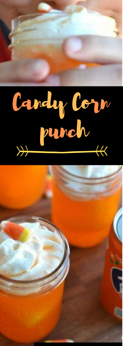 Treat CORN PUNCH #halloween