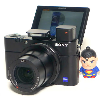kamera sony rx100 V Mark 5 Built-in Wi-Fi Second