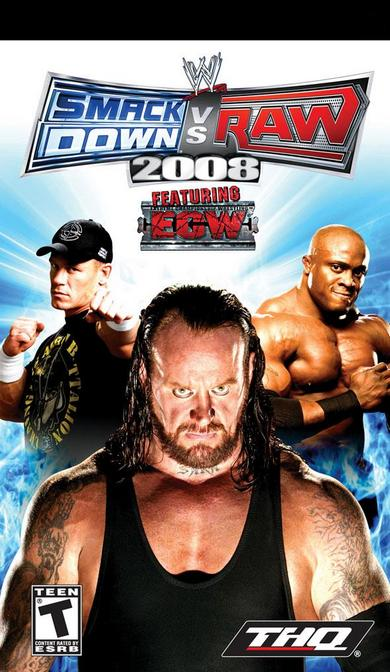 Wwe raw pc total edition 2008.