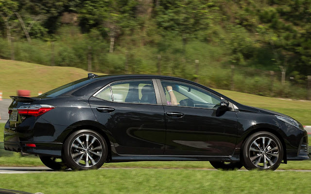 Novo Toyota Corolla XRS 2018