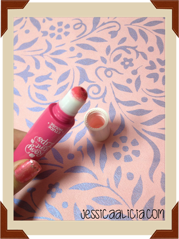 [Review & Swatch] Etude House Rosy Tint Lips by Jessica Alicia