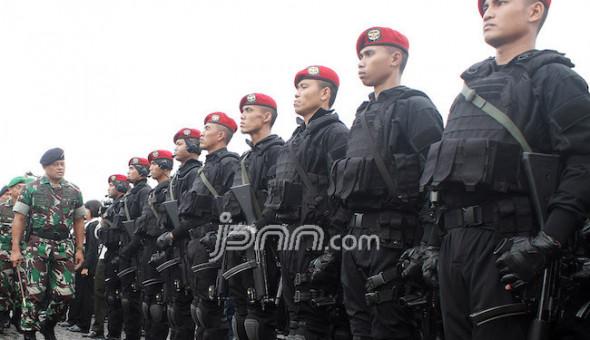 Australia Hina Pancasila, TNI Akhiri Kerjasama Militer