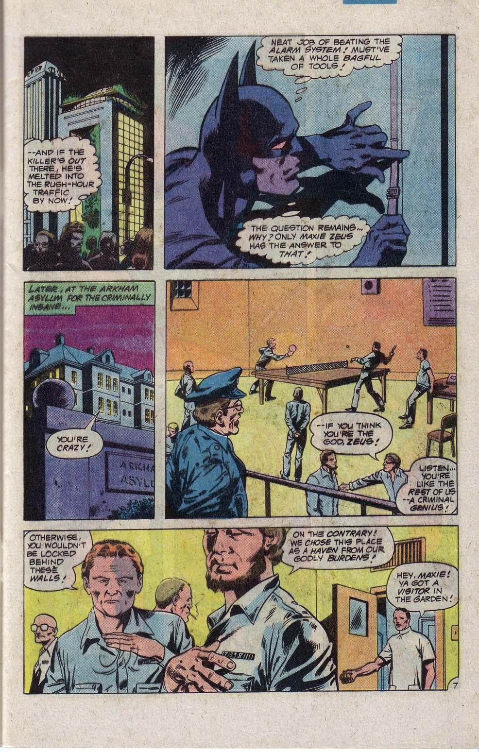 Detective Comics (1937) 491 Page 7