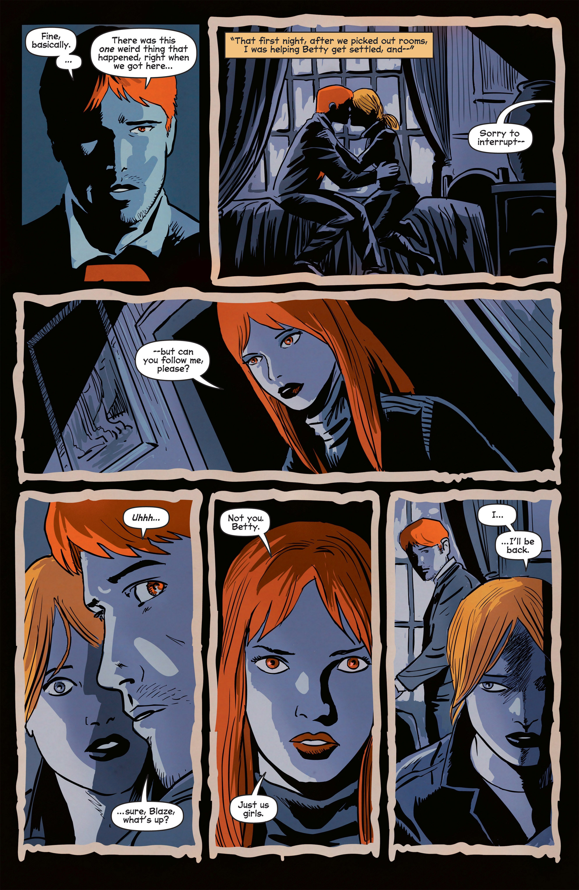 Read online Afterlife with Archie comic -  Issue #8 - 14