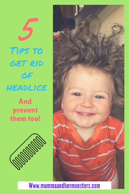 headlice tips