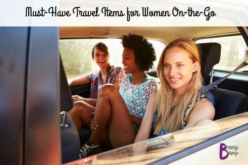 Must-Have Travel Items for Women On-the-Go