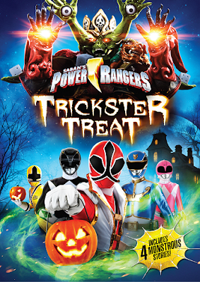 Power Rangers: Trickster Treat [Latino]