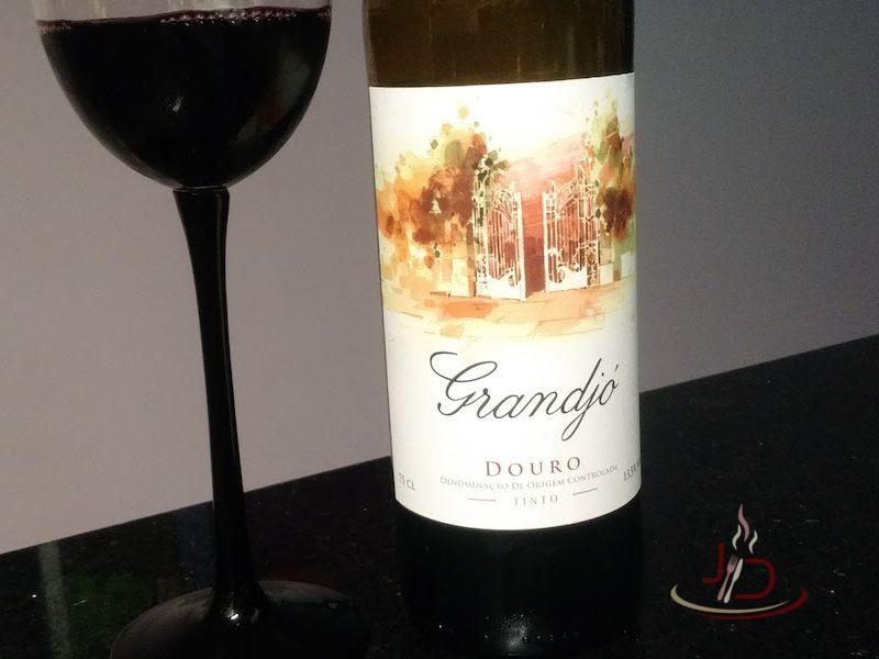 foto vinho grandjo