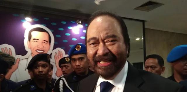 Tim Prabowo: Kalau Perlu Debat Capres Dipandu Surya Paloh