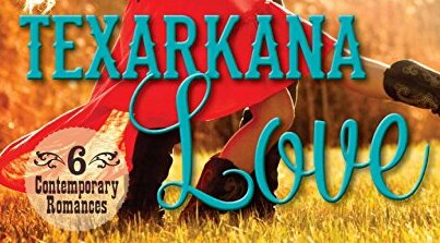 """No straddling the line for romance novel called """"Texarkana Love"""" - with more pages than """"War and Peace"""""""