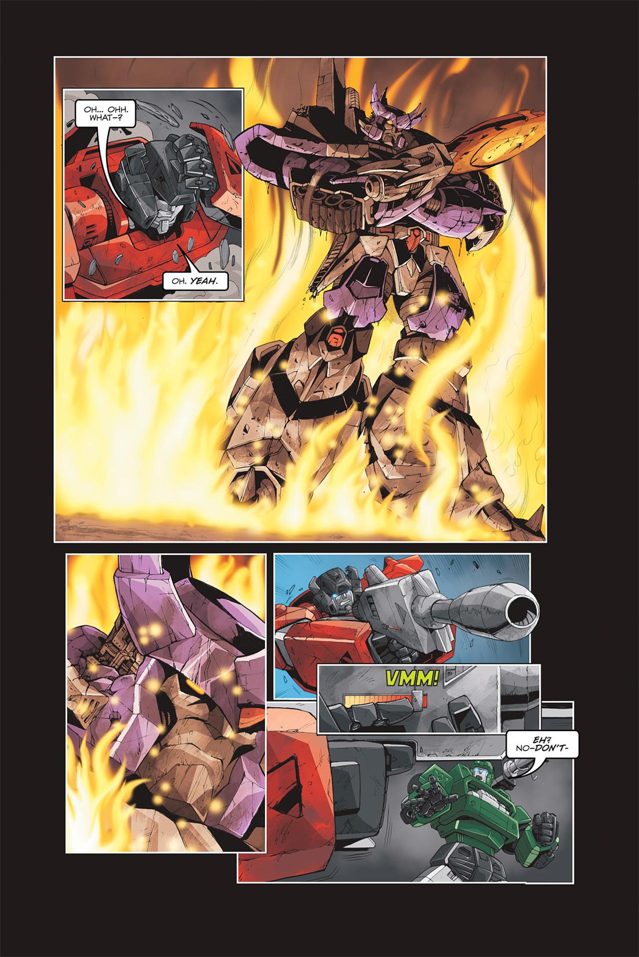 Read online Transformers Spotlight: Galvatron comic -  Issue # Full - 21