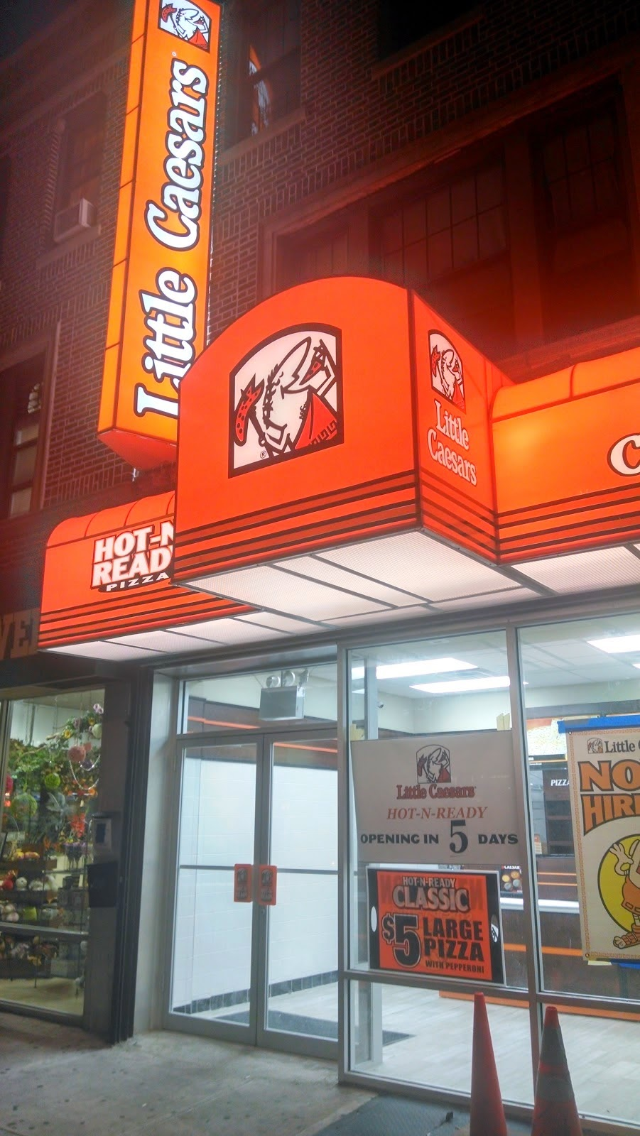 Pizza Hut's Pretzel Piggy Pizza is part of their new
