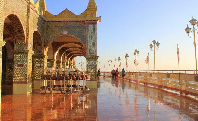 Xvlor Mandalay is the last capital and cultural center of Burmese Kingdom