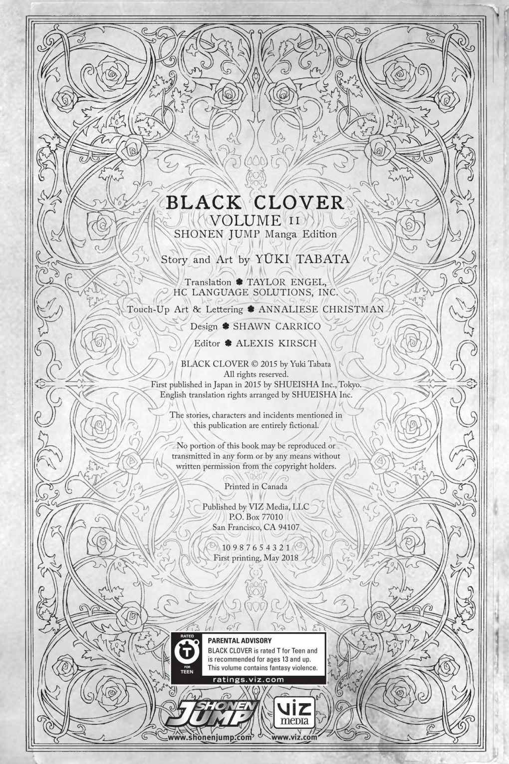 Black Clover Chapter 091