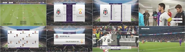 PES 2018 beIN SPORTS Scoreboard by abdul11akbel