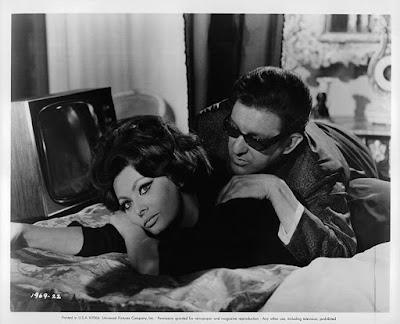 Arabesque 1966 Alan Badel Sophia Loren Image 1