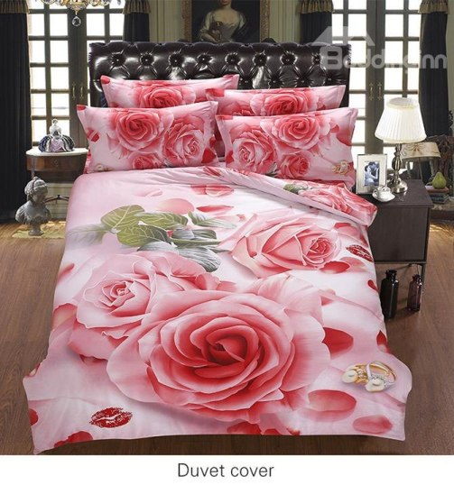 http://www.beddinginn.com/product/Romantic-Pink-Rose-Printing-Fluffy-Cotton-5-Piece-Comforter-Sets-11407602.html