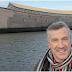 """Hombre construye un """"Arca de Noé"""" tamaño real y piensa llevarla a Israel"""