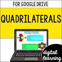 Quadrilaterals 3rd grade