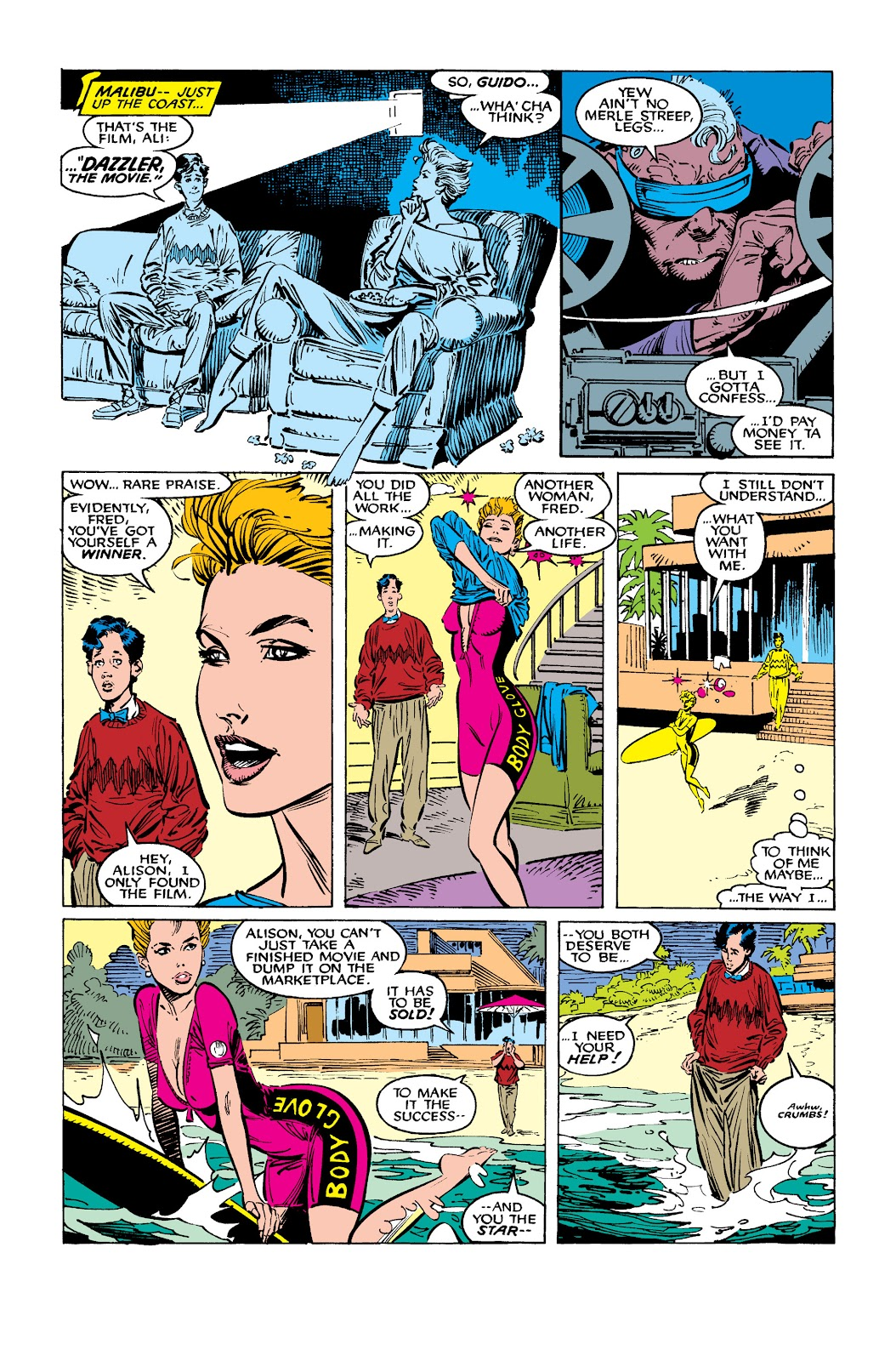 Uncanny X-Men (1963) issue 260 - Page 5