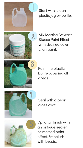 plastik-şişe-süsleme