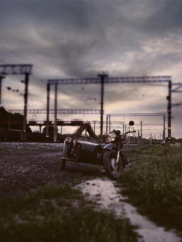 Soviet Sidecar